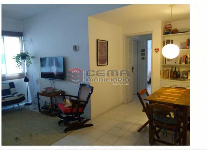 salão 2 ambiente  - Apartamento À Venda - Rio de Janeiro - RJ - Flamengo - LAAP22930 - 1