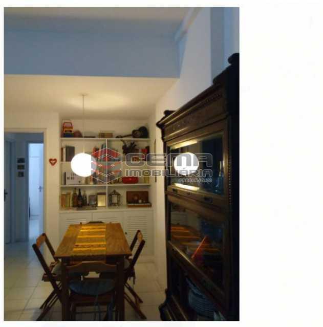 salão - Apartamento À Venda - Rio de Janeiro - RJ - Flamengo - LAAP22930 - 4