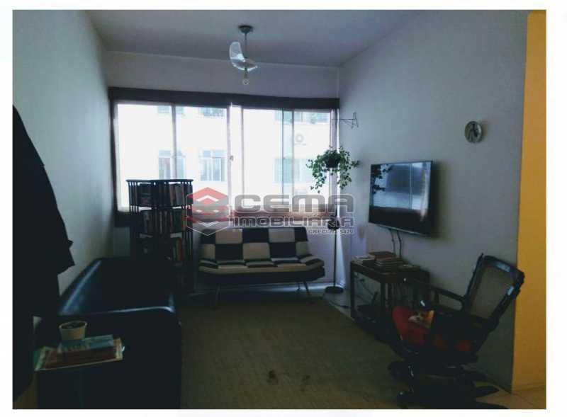 salão  - Apartamento À Venda - Rio de Janeiro - RJ - Flamengo - LAAP22930 - 3