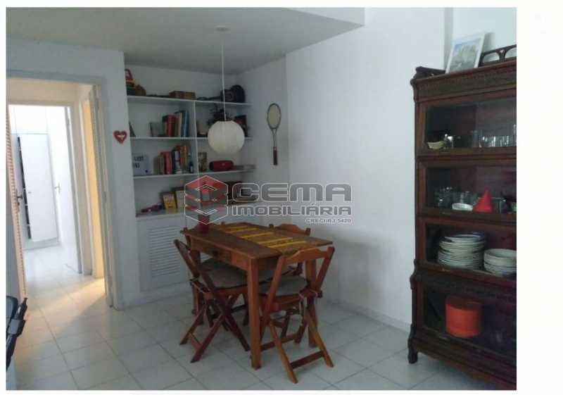 sala  - Apartamento À Venda - Rio de Janeiro - RJ - Flamengo - LAAP22930 - 8
