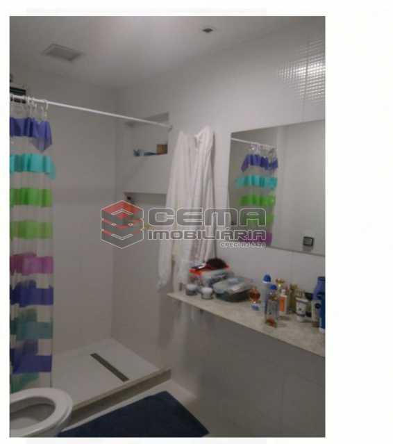 banheiro social - Apartamento À Venda - Rio de Janeiro - RJ - Flamengo - LAAP22930 - 11