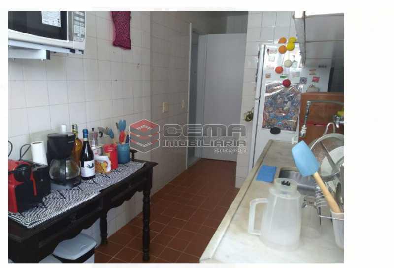 cozinha completa - Apartamento À Venda - Rio de Janeiro - RJ - Flamengo - LAAP22930 - 12