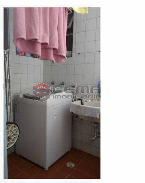área serviço - Apartamento À Venda - Rio de Janeiro - RJ - Flamengo - LAAP22930 - 13