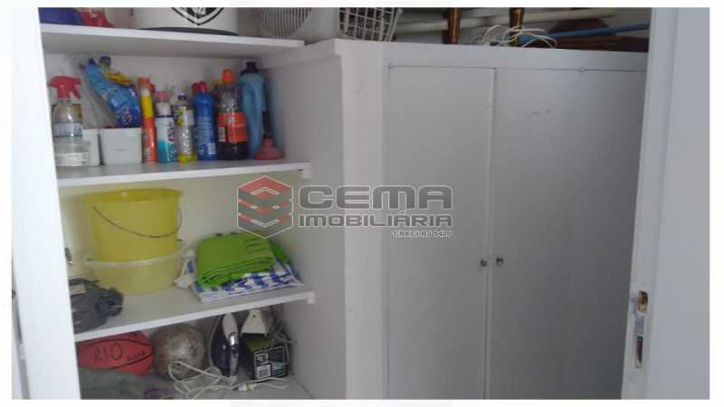 dependência   - Apartamento À Venda - Rio de Janeiro - RJ - Flamengo - LAAP22930 - 15