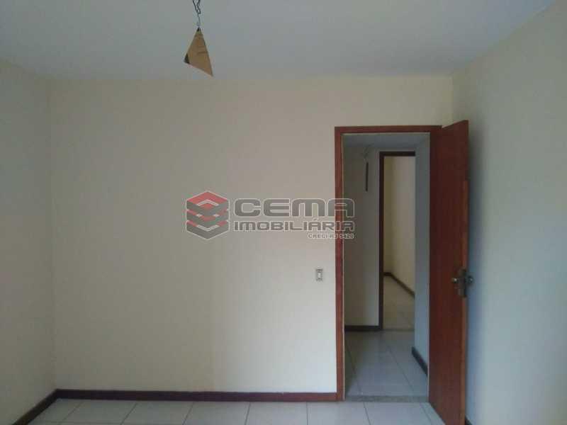 quarto 1 - Apartamento 1 quarto à venda Catete, Zona Sul RJ - R$ 490.000 - LAAP12107 - 4