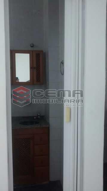 banheiro - Kitnet/Conjugado 24m² à venda Rua Ferreira Viana,Flamengo, Zona Sul RJ - R$ 350.000 - LAKI00880 - 7
