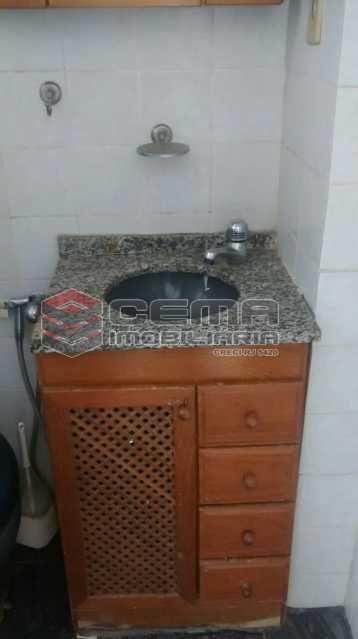 banheiro - Kitnet/Conjugado 24m² à venda Rua Ferreira Viana,Flamengo, Zona Sul RJ - R$ 350.000 - LAKI00880 - 8