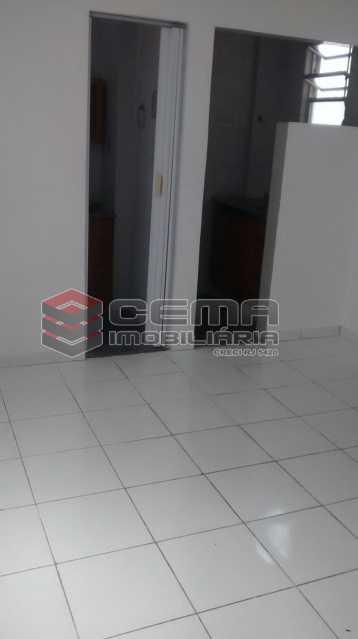 sala - Kitnet/Conjugado 24m² à venda Rua Ferreira Viana,Flamengo, Zona Sul RJ - R$ 350.000 - LAKI00880 - 3