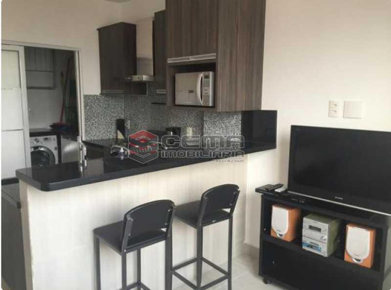 1 - Apartamento à venda Rua Leandro Martins,Centro RJ - R$ 330.000 - LAAP11693 - 1