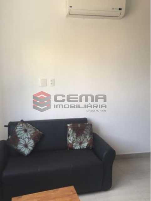 3 - Apartamento à venda Rua Leandro Martins,Centro RJ - R$ 330.000 - LAAP11693 - 8