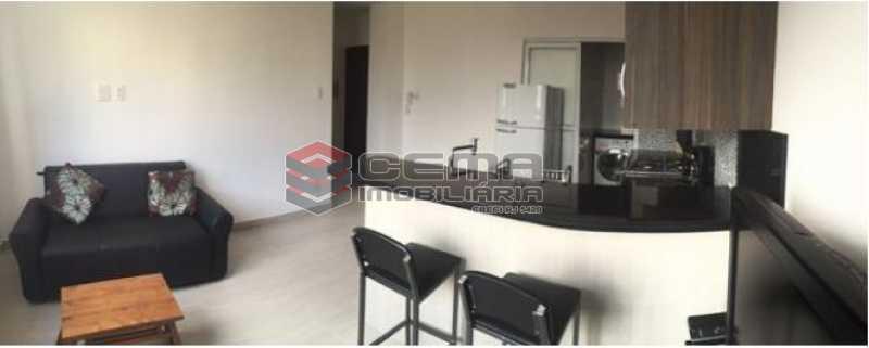 4 - Apartamento à venda Rua Leandro Martins,Centro RJ - R$ 330.000 - LAAP11693 - 6