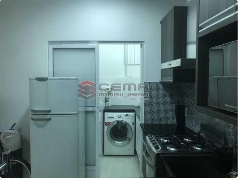 11 - Apartamento à venda Rua Leandro Martins,Centro RJ - R$ 330.000 - LAAP11693 - 9