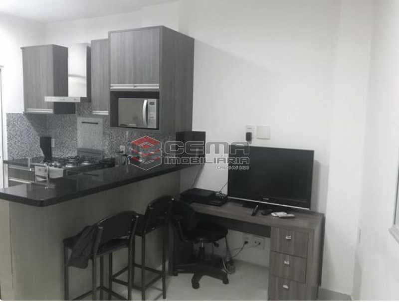 12 - Apartamento à venda Rua Leandro Martins,Centro RJ - R$ 330.000 - LAAP11693 - 7