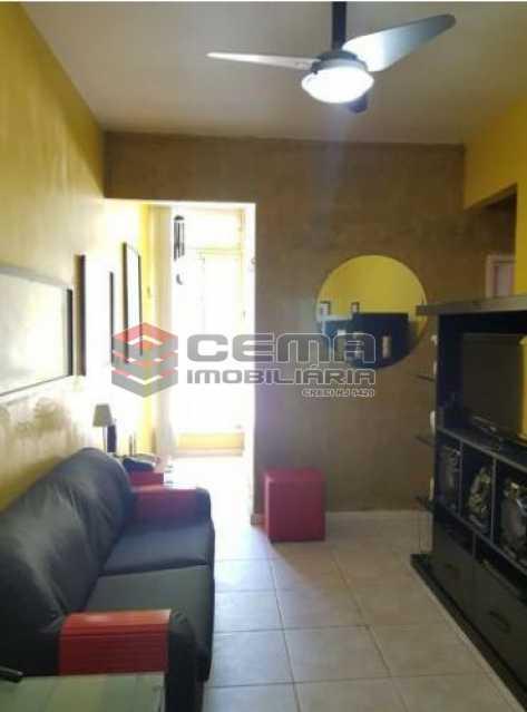 6 - Apartamento à venda Rua Riachuelo,Centro RJ - R$ 315.000 - LAAP11694 - 1