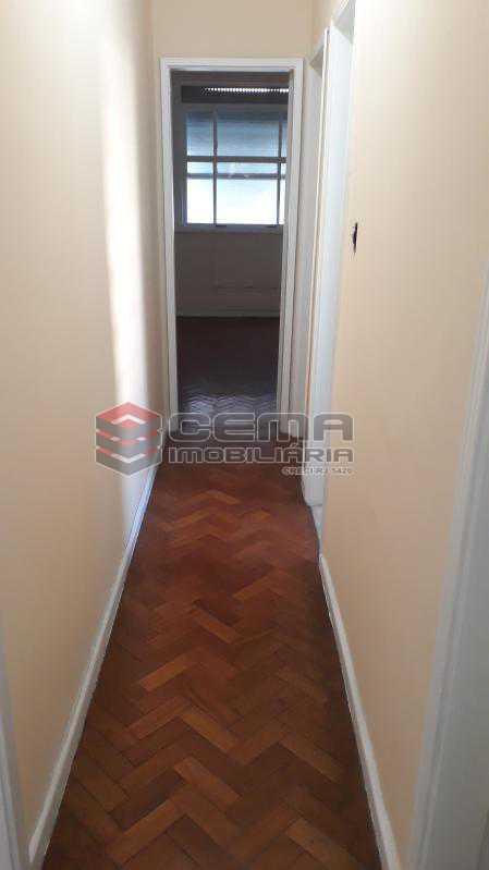 Circulação - Apartamento 3 quartos à venda Tijuca, Zona Norte RJ - R$ 725.000 - LAAP32495 - 8