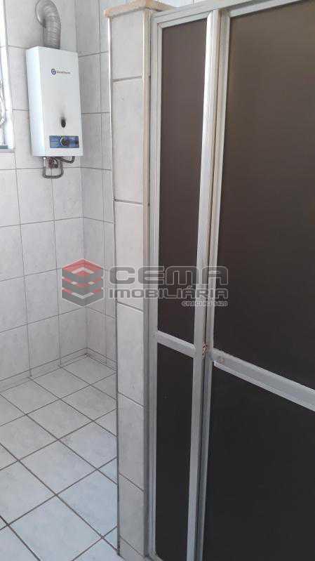 Banheiro Social - Apartamento 3 quartos à venda Tijuca, Zona Norte RJ - R$ 725.000 - LAAP32495 - 17
