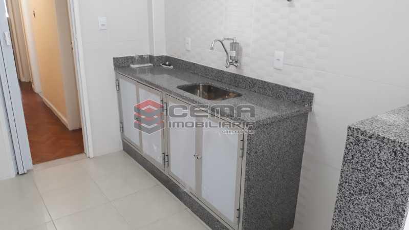 Cozinha - Apartamento 3 quartos à venda Tijuca, Zona Norte RJ - R$ 725.000 - LAAP32495 - 15