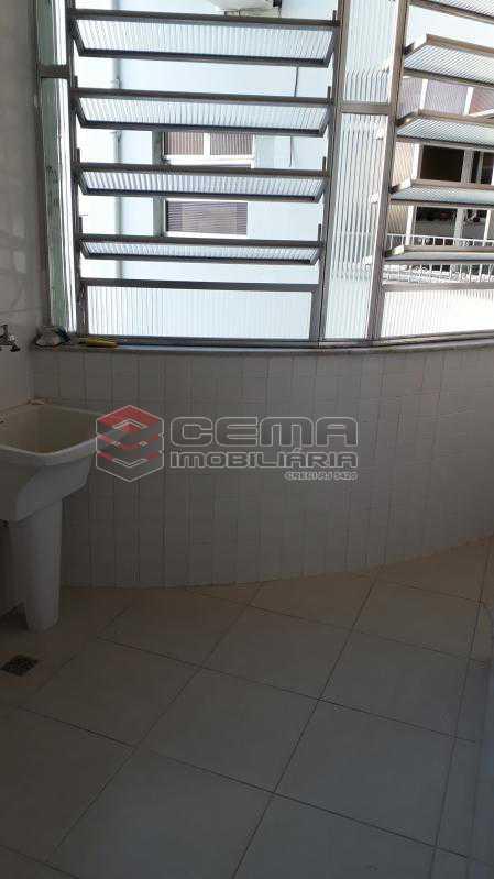 Área de Serviço - Apartamento 3 quartos à venda Tijuca, Zona Norte RJ - R$ 725.000 - LAAP32495 - 21