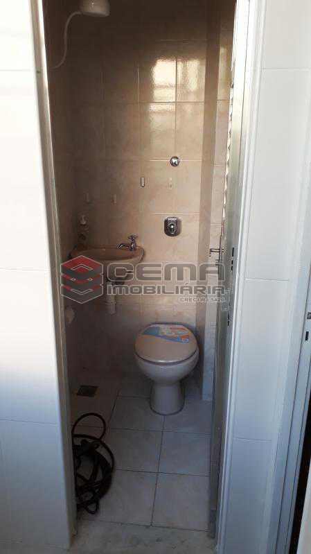 Banheiro de Serviço - Apartamento 3 quartos à venda Tijuca, Zona Norte RJ - R$ 725.000 - LAAP32495 - 23