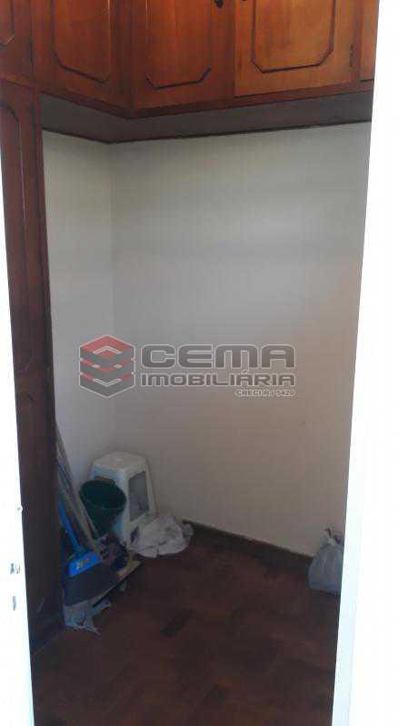Dependência de Empregada - Apartamento 3 quartos à venda Tijuca, Zona Norte RJ - R$ 725.000 - LAAP32495 - 22