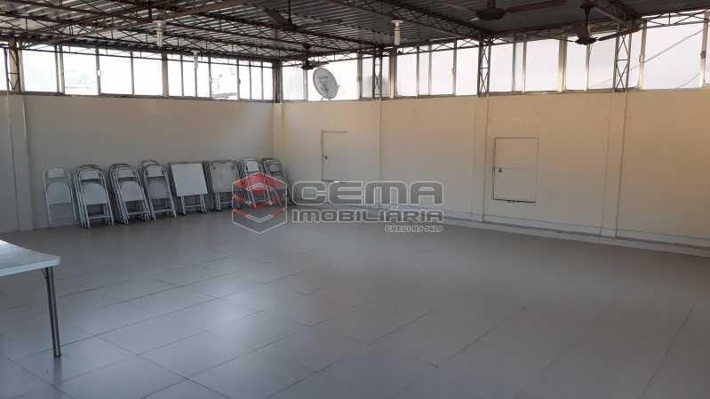 Salão de Festas - Apartamento 3 quartos à venda Tijuca, Zona Norte RJ - R$ 725.000 - LAAP32495 - 25