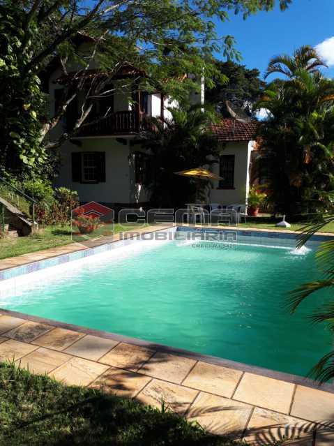 Foto 02 10. - Sítio à venda Parque Dom João VI, Nova Friburgo - R$ 800.000 - LASI30001 - 11