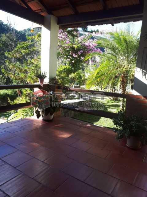 Foto 02 12. - Sítio à venda Parque Dom João VI, Nova Friburgo - R$ 800.000 - LASI30001 - 13