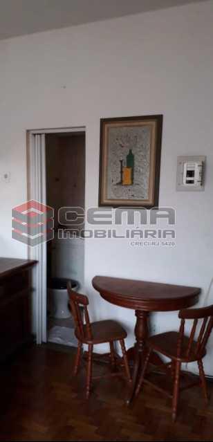 4 - Kitnet/Conjugado 25m² à venda Glória, Zona Sul RJ - R$ 290.000 - LAKI10326 - 5