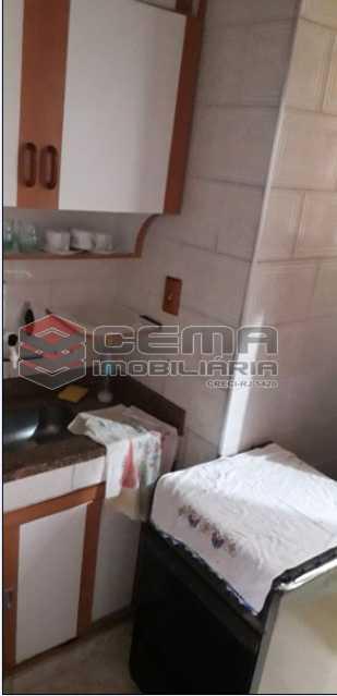 27 - Kitnet/Conjugado 25m² à venda Glória, Zona Sul RJ - R$ 290.000 - LAKI10326 - 28