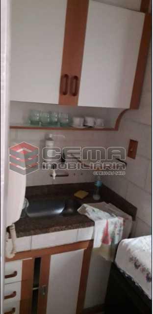 28 - Kitnet/Conjugado 25m² à venda Glória, Zona Sul RJ - R$ 290.000 - LAKI10326 - 29