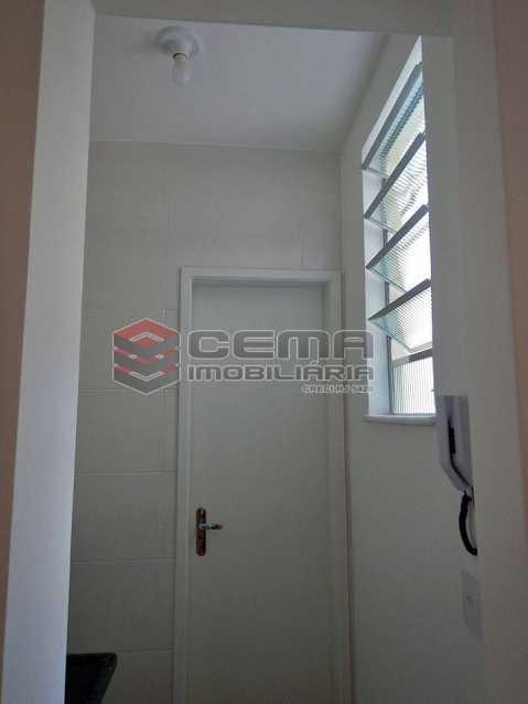 cozinha - Kitnet/Conjugado 22m² à venda Rua do Catete,Glória, Zona Sul RJ - R$ 328.000 - LAKI00897 - 13