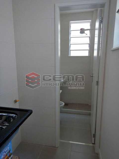 cozinha - Kitnet/Conjugado 22m² à venda Rua do Catete,Glória, Zona Sul RJ - R$ 328.000 - LAKI00897 - 12
