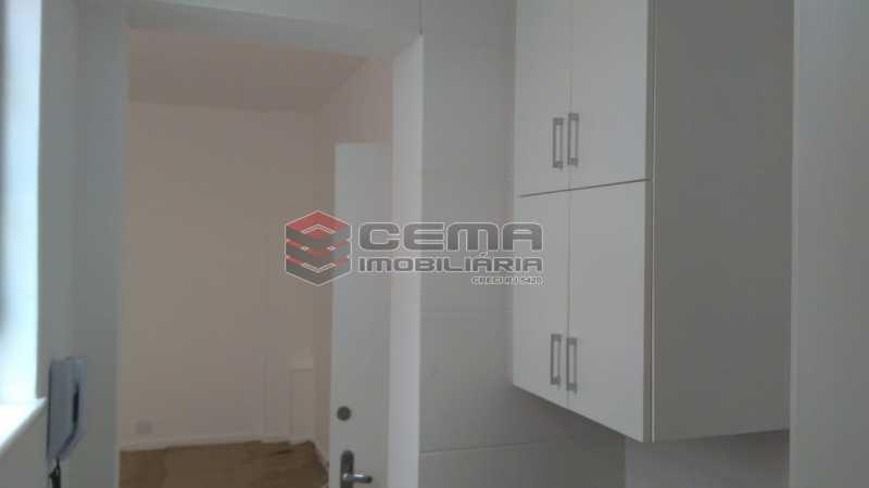 cozinha - Kitnet/Conjugado 22m² à venda Rua do Catete,Glória, Zona Sul RJ - R$ 328.000 - LAKI00897 - 9