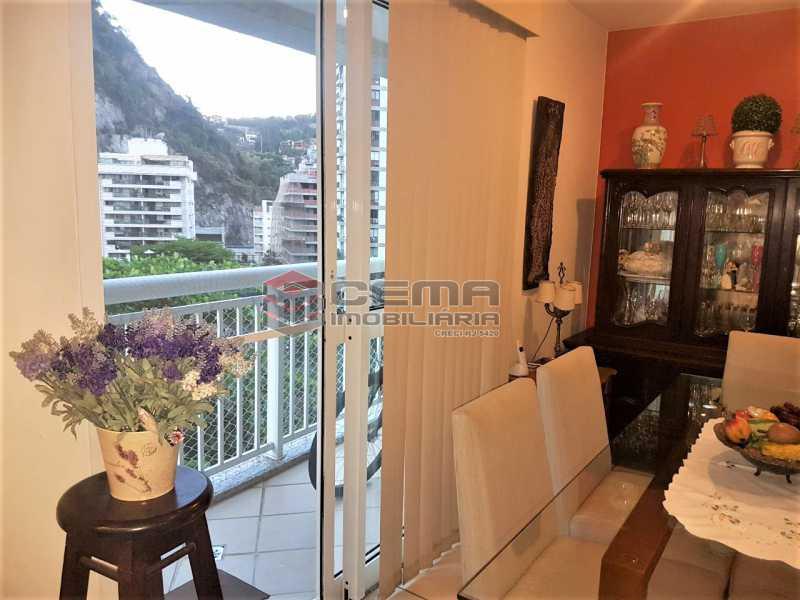 Sala jantar - Cobertura À Venda - Rio de Janeiro - RJ - Botafogo - LACO30187 - 10