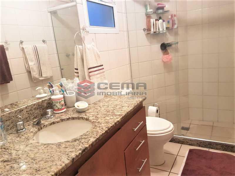Banheiro 1 - Cobertura À Venda - Rio de Janeiro - RJ - Botafogo - LACO30187 - 19