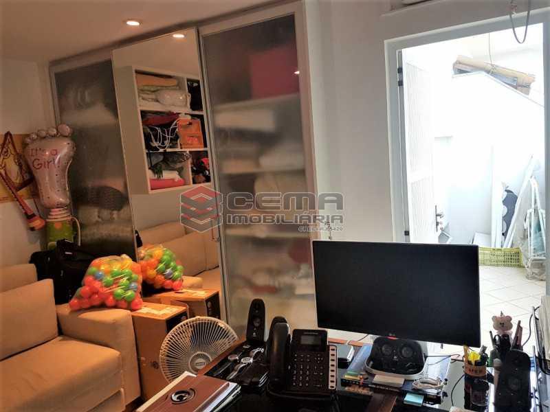 Sala de estar - Cobertura À Venda - Rio de Janeiro - RJ - Botafogo - LACO30187 - 23