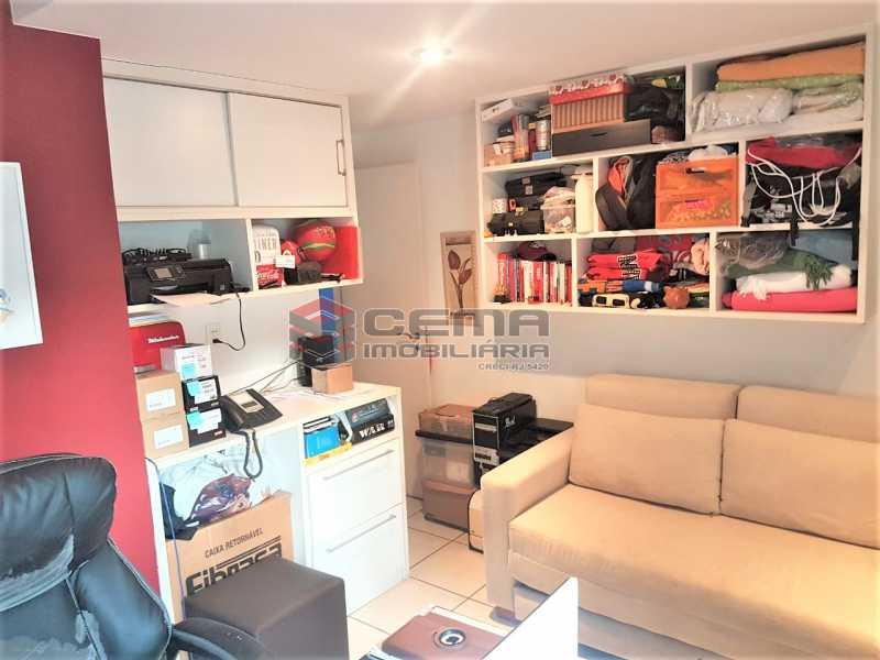 Sala de estar - Cobertura À Venda - Rio de Janeiro - RJ - Botafogo - LACO30187 - 24