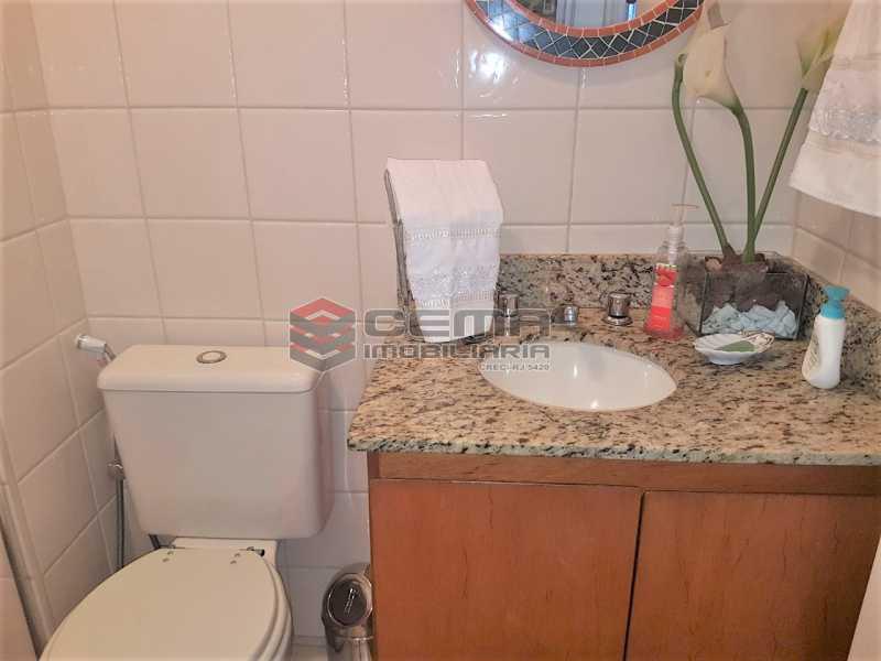 Banheiro 2 - Cobertura À Venda - Rio de Janeiro - RJ - Botafogo - LACO30187 - 20