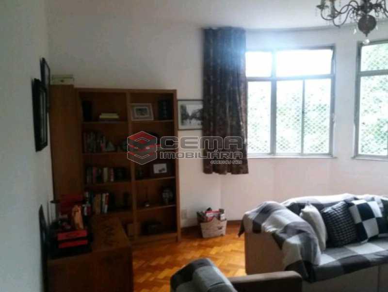 2 - Apartamento à venda Rua do Humaitá,Humaitá, Zona Sul RJ - R$ 750.000 - LAAP22988 - 3