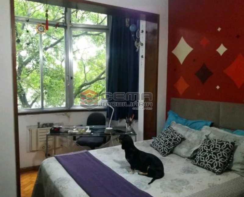 3 - Apartamento à venda Rua do Humaitá,Humaitá, Zona Sul RJ - R$ 750.000 - LAAP22988 - 4