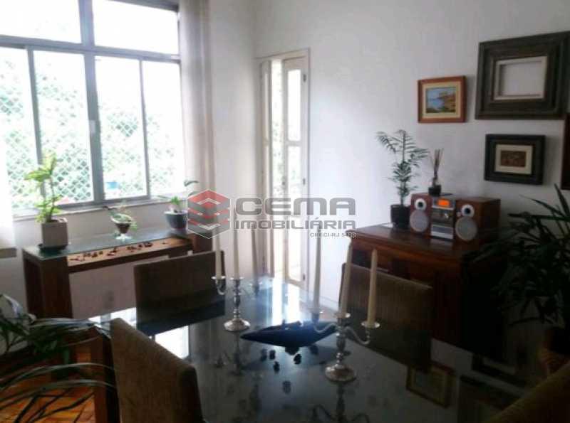 5 - Apartamento à venda Rua do Humaitá,Humaitá, Zona Sul RJ - R$ 750.000 - LAAP22988 - 5
