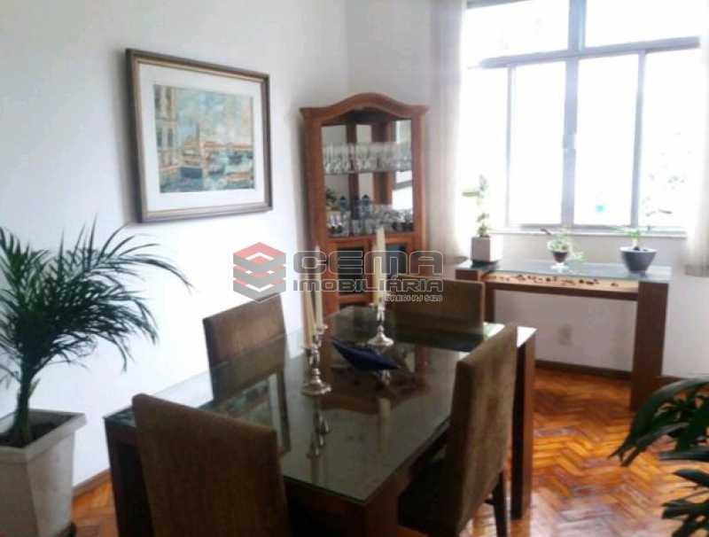 7 - Apartamento à venda Rua do Humaitá,Humaitá, Zona Sul RJ - R$ 750.000 - LAAP22988 - 6