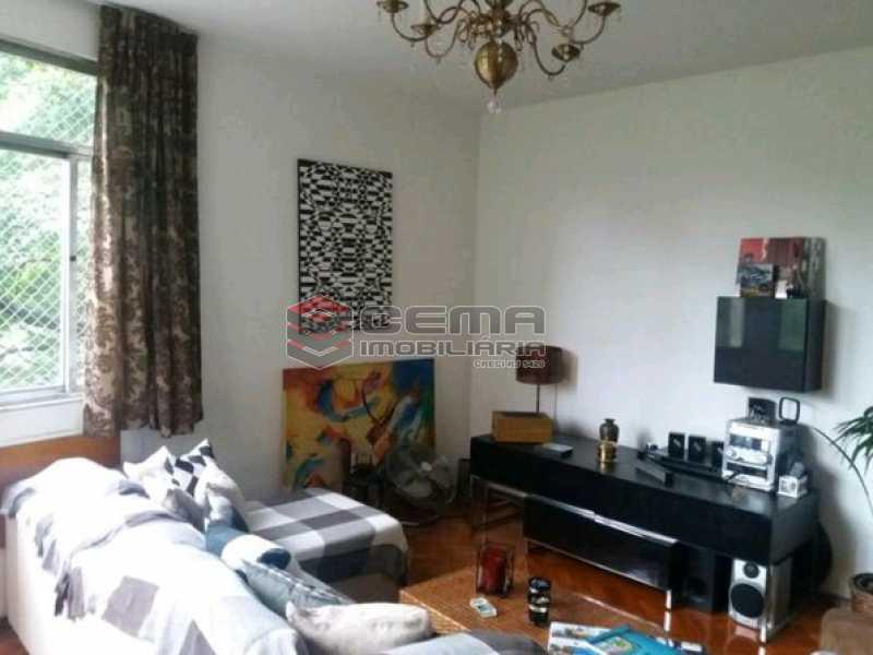 8 - Apartamento à venda Rua do Humaitá,Humaitá, Zona Sul RJ - R$ 750.000 - LAAP22988 - 7
