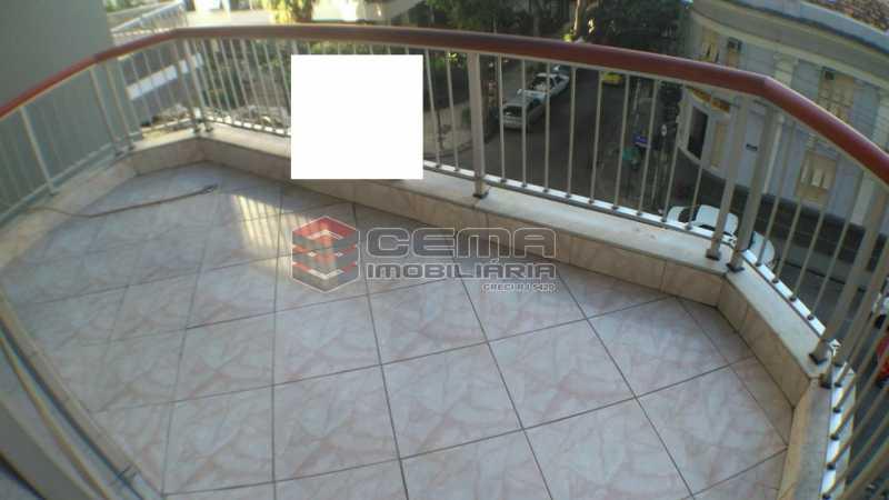 880d44fd-1934-43f3-9d84-9b6e90 - Apartamento à venda Rua Bento Lisboa,Catete, Zona Sul RJ - R$ 740.000 - LAAP11719 - 3