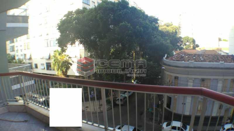 f1ef8a70-c84a-4141-8804-773e3a - Apartamento à venda Rua Bento Lisboa,Catete, Zona Sul RJ - R$ 740.000 - LAAP11719 - 5