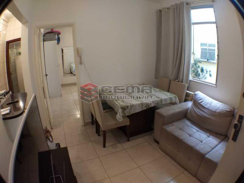 1sala1 - Apartamento 1 quarto à venda Botafogo, Zona Sul RJ - R$ 495.000 - LAAP11723 - 1