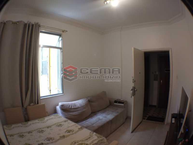 1sala3 - Apartamento 1 quarto à venda Botafogo, Zona Sul RJ - R$ 495.000 - LAAP11723 - 4