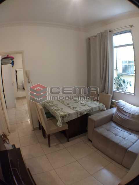 1sala4 - Apartamento 1 quarto à venda Botafogo, Zona Sul RJ - R$ 495.000 - LAAP11723 - 5