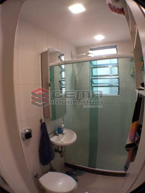 3banh.suíte1 - Apartamento 1 quarto à venda Botafogo, Zona Sul RJ - R$ 495.000 - LAAP11723 - 13