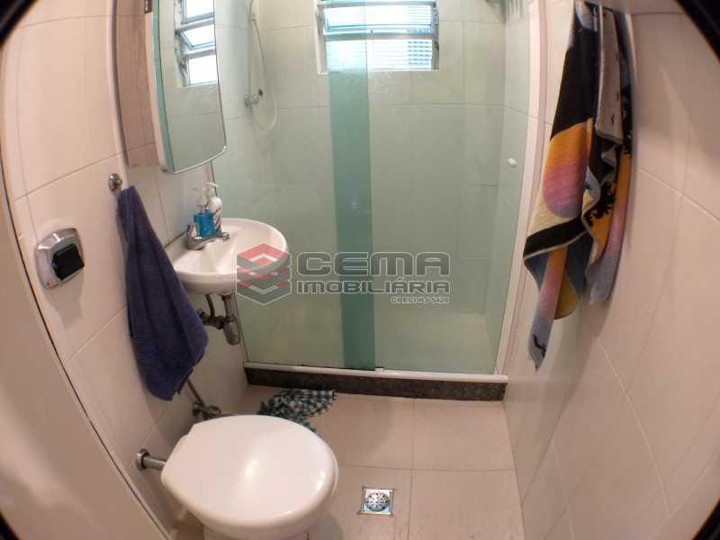 3banh.suíte2 - Apartamento 1 quarto à venda Botafogo, Zona Sul RJ - R$ 495.000 - LAAP11723 - 14